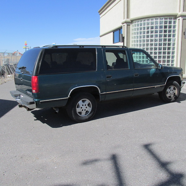 1995 Chevy Suburban for Sale | John's Auto Repair & Sales | Blackfoot, ID