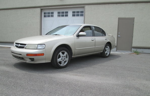 1999 Nissan Maxima Car For Sale: John's Auto And Truck