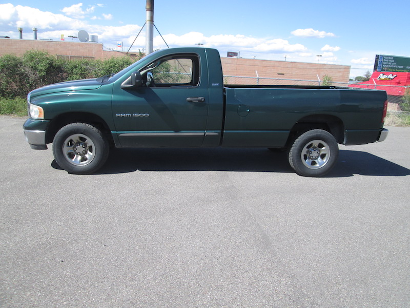 2002 Dodge Ram 1500 4X4 for Sale | Jonh's Auto Repair & Sales | Blackfoot, ID