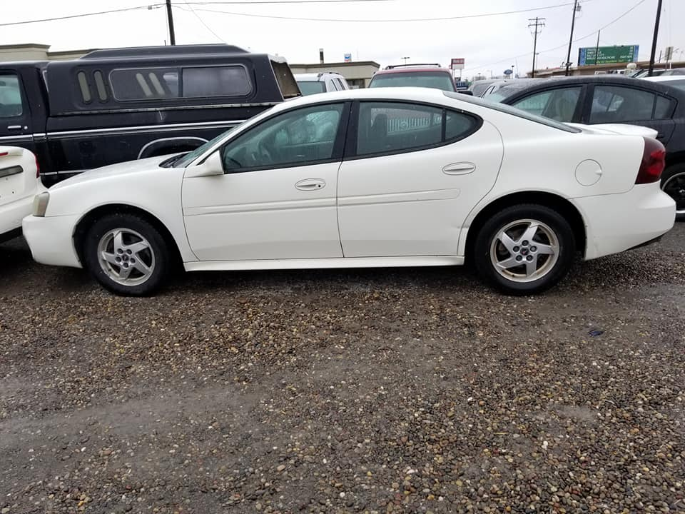 2004 Pontiac Grand Prix for Sale | John's Auto Repair & Sales | Blackfoot, ID