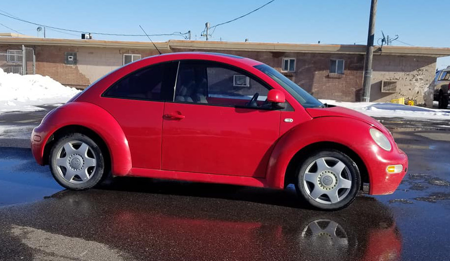 2000 VW Beetle for Sale | John's Auto Repair & Sales | Blackfoot, ID