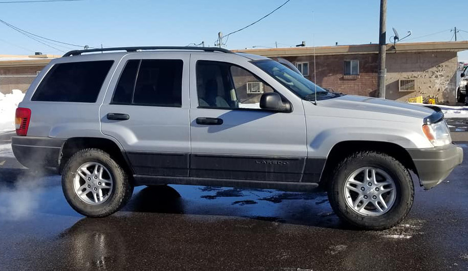 2003 jeep grand Cherokee for Sale | John's Auto Repair & Sales | Blackfoot, ID